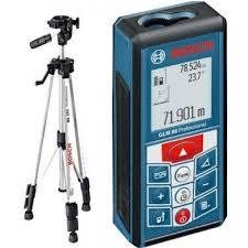 Лазерный дальномер Bosch GLM 80 1 BS150, 06159940A1