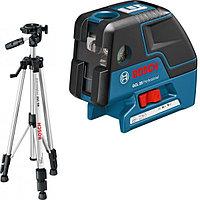 Комби-лазер (линейный 1 точечный) GCL 25 1 штатив BS 150, 0601066B01