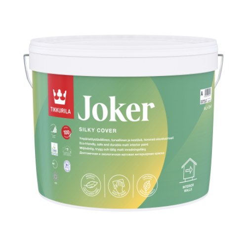 Tikkurila Joker (Тиккурила Джокер) База С, 2.7 л
