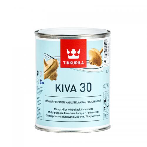Tikkurila Kiva 50 (Тиккурила Кива 50) Полуглянцевый, 0.9 л