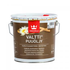 Tikkurila Valtti Puuoljy (Тиккурила Валтти Масло для дерева) База ЕС, 0.9 л