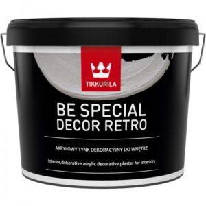 Tikkurila Be Special Decor Retro (Тиккурила Би Спешел Декор Ретро), 14 кг