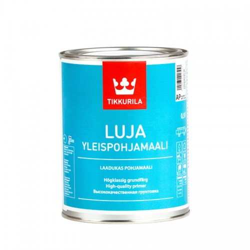 Tikkurila Luja Primer (Тиккурила Луя универсальный грунт) AP, 2.7 л
