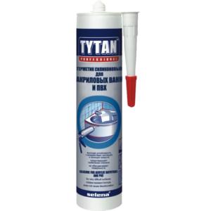 TYTAN  Герметик для акриловых ванн и ПВХ