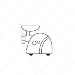 БЛЕНДЕРНЫЙ НАБОР – EBS-600SS, 600 Вт, 2 скорости (GRUNHELM)