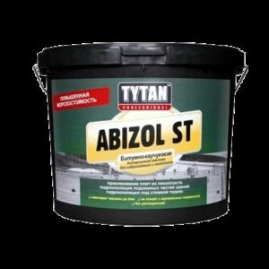 Битумная мастика для неровных поверхностей Tytan Abizol ST, 18 кг