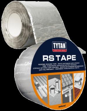 Кровельная лента 10м Tytan RS Tape , Алюминий, шир. 10 см.