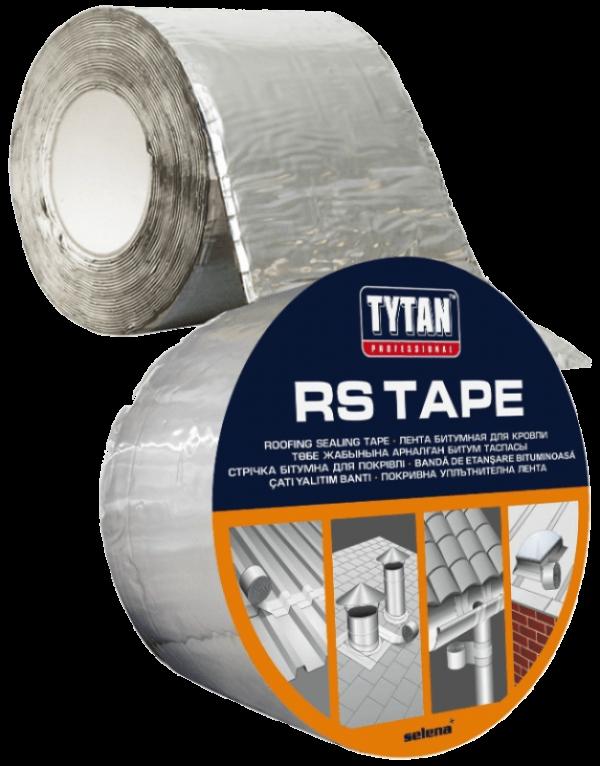 Кровельная лента 10м Tytan RS Tape , Антрацит, шир. 15 см.