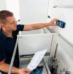 Детектор Bosch D-tect 120 Prof в L-Boxx, 0601081301