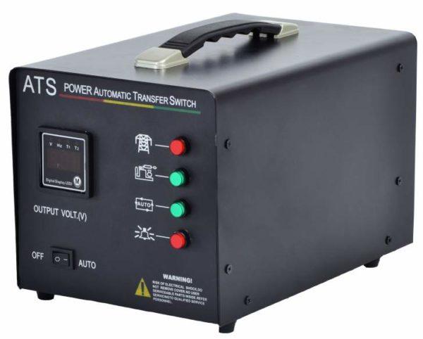 Автозапуск генератора Hyundai ATS 15-380