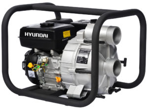 Мотопомпа Hyundai HYT 83 для грязной воды