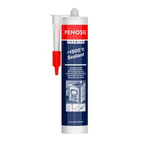 PENOSIL Герметик жаростойкий для печей Premium +1500°C Sealant 310ml, черный