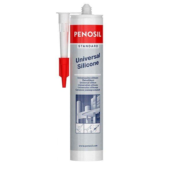 PENOSIL Универсальный силиконовый герметик Standard Universal Silicone 280 ml, белый