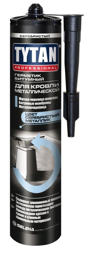 Tytan Professional Герметик для металлической кровли (серебристый) 310 мл