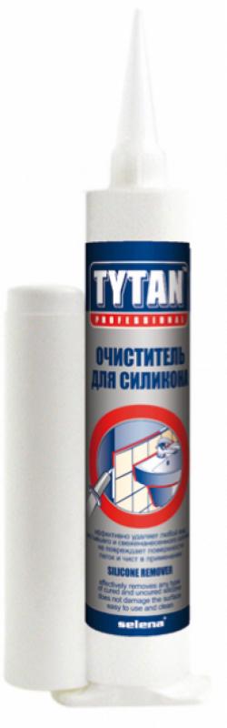 TYTAN PROFESSIONAL очиститель для силикона 80мл