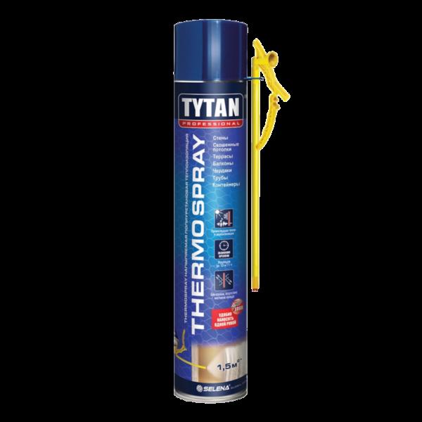 TYTAN THERMOSPRAY STD Напыляемая полиуретановая теплоизоляция (ручная)