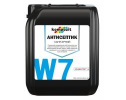 Kompozit Санитарный Антисептик W7, 5 л