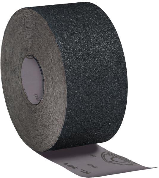 Шлифовальная бумага Klingspor KL 381 J, рулон, P220 200х50000мм