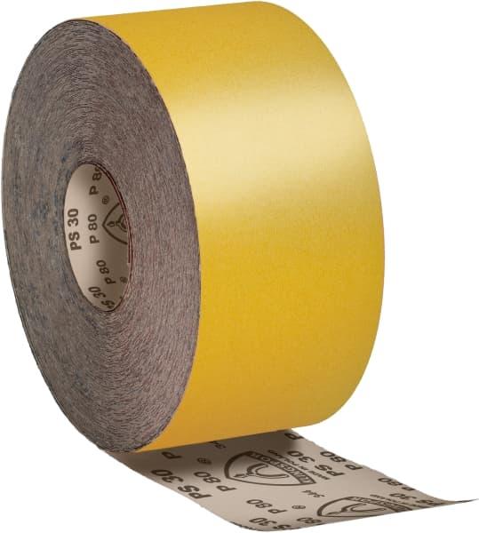 Шлифовальная бумага Klingspor PS 30 D, рулон, P150 115х50000мм