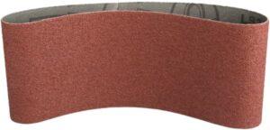 Шлифовальная лента Klingspor LS 307 X P100 100х610