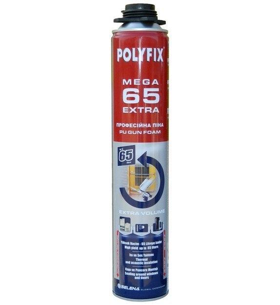 POLYFIX MEGA 65 EXTRA Профессиональная пена