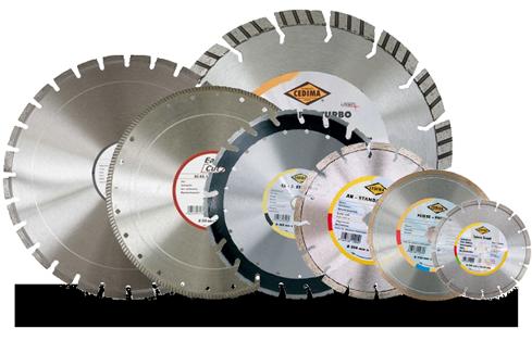 Алмазные диски - свойства и применение