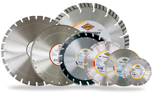 Алмазные диски. Для чего используются и какие бывают
