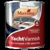 Алкидно-уретановый яхтный лак Maxima полуматовый, 2.5 л