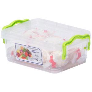 AL-PLASTIK Lux №1 Пищевой контейнер с ручками 0.5 л