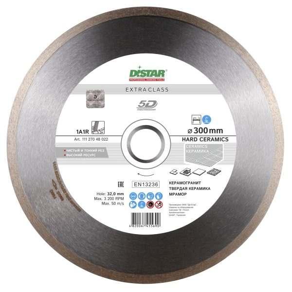 Круг алмазный отрезной Distar 1A1R 300×2,0x10x32 Hard ceramics