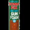 Профессиональная монтажная пена Soma Fix Mega зимняя, 850 мл