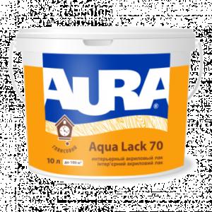 Eskaro Aura Aqua Lack 70, 10 л
