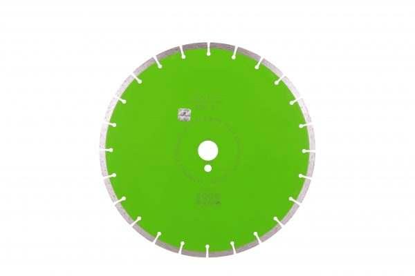 Круг алмазный отрезной Distar 1A1RSS/C3-H 350×3,5/2,5x10x25,4-24 Premier Active