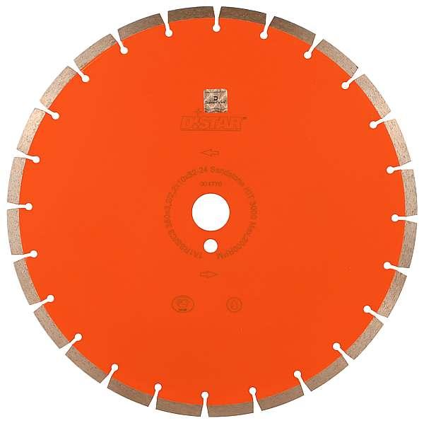 Круг алмазный отрезной Distar 1A1RSS/C3-H 350×3,5/2,5x10x32-24 Sandstone 3000