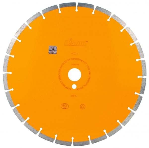 Круг алмазный отрезной Distar 1A1RSS/C3-H 300×3,2/2,2x10x32-22 Sandstone 1500
