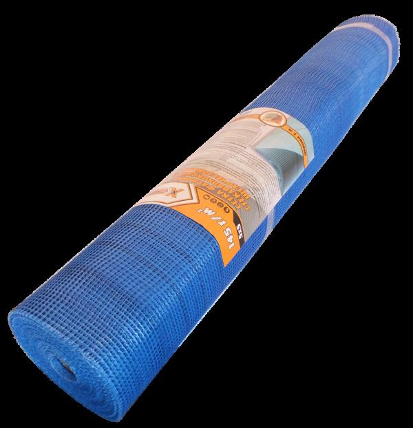 X-TREME 10002 Сетка стеклотканевая фасадная 145 г/м2 синяя