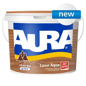 Eskaro Aura Lasur Aqua (белый), 0.75 л