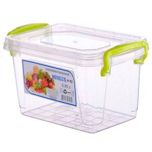 AL-PLASTIK MiniLux Пищевой контейнер с ручками 0.45 л