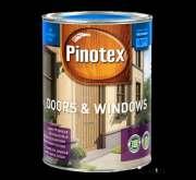 PINOTEX DOORS & WINDOWS БЕСЦВЕТНАЯ, 1 л