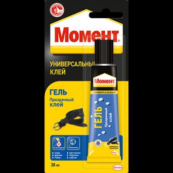 Клей МОМЕНТ Гель,  30 мл