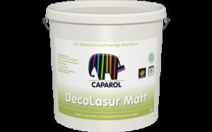 Caparol Capadecor Deco-Lasur matt, 10 л