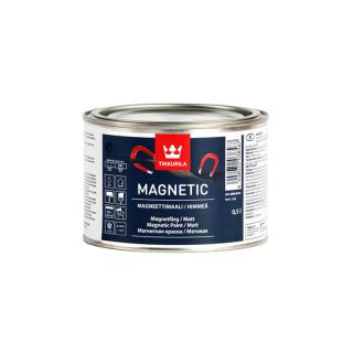 Tikkurila Magnetic (Тиккурила Магнетик) Серый, 0.5 л