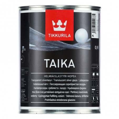 Tikkurila Taika (Тиккурила Тайка) Серебристая, 0.9 л