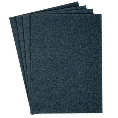 Водостойкая шлифовальная бумага (наждачка) Klingspor PS 8 C (50 шт), Зерно 80