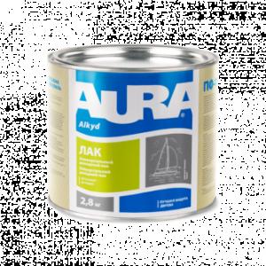 Eskaro Aura ЛАК Яхтенный полуматовый, 2.5 кг