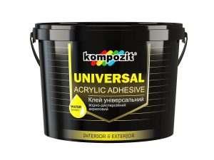 Kompozit Клей акриловый UNIVERSAL, 1 кг