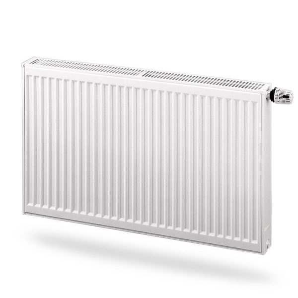 Стальной радиатор Purmo Ventil Compact, CV21s (21 тип) 300 х 400