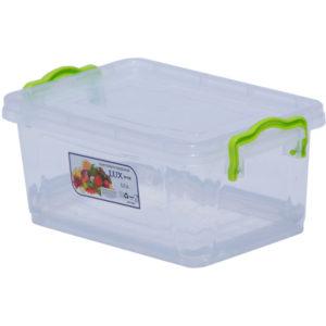 AL-PLASTIK Lux №4 Пищевой контейнер с ручками 1.5 л