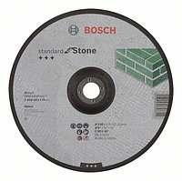 Отрезной круг Bosch Standard по камню 125х2.5мм SfS, вогнутый, 2608603174