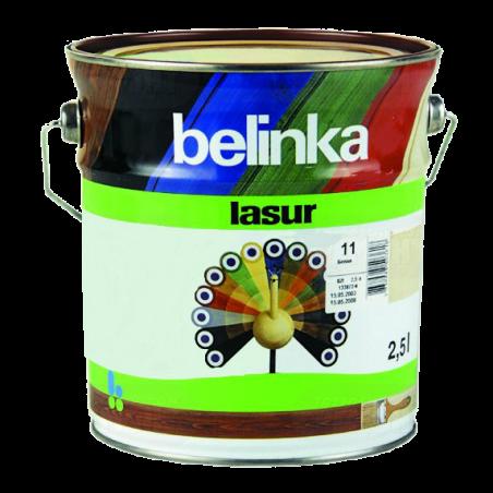Belinka Lasur № 11 белая, 1 л